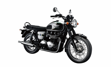 Bonneville T100 110th Anniversary Edition