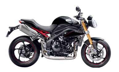 Speed Triple R - Ultimate performance