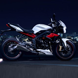 Triumph Announces new Street Triple Range